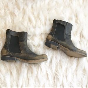 Matisse Distressed Boots